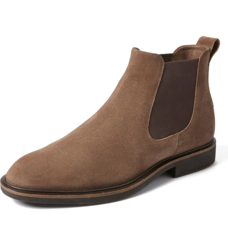 ECCO Vitrus II Chelsea Boot, Main, color, DARK CLAY