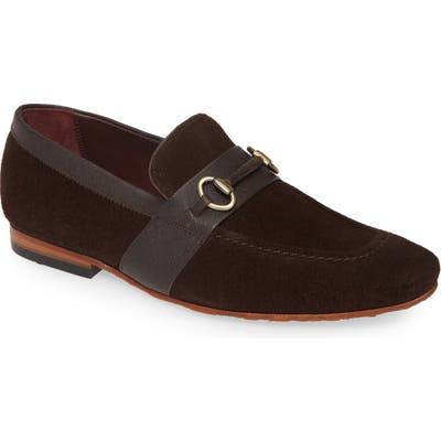 Ted Baker London Daisers Bit Loafer- Brown
