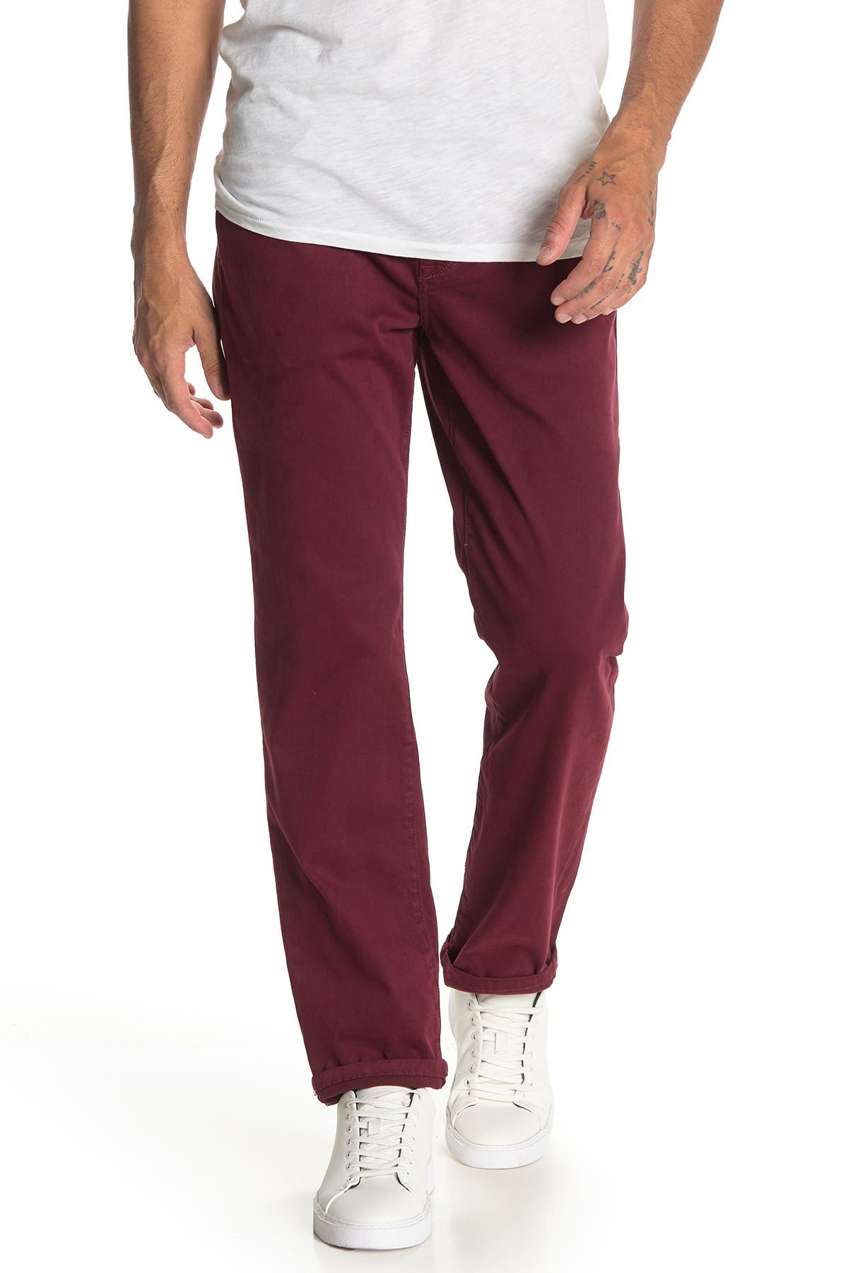Image of Joe's Jeans The Brixton McCowan Colors Chino Pants