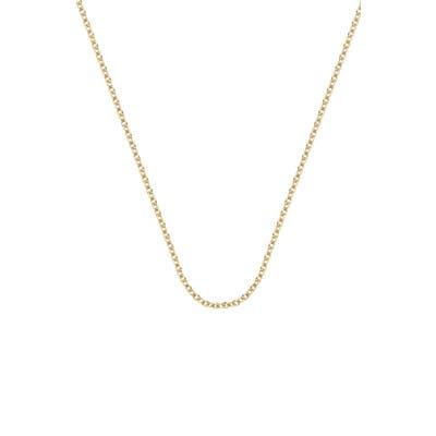 Monica Vinader 32 Inch Adjustable Rolo Chain