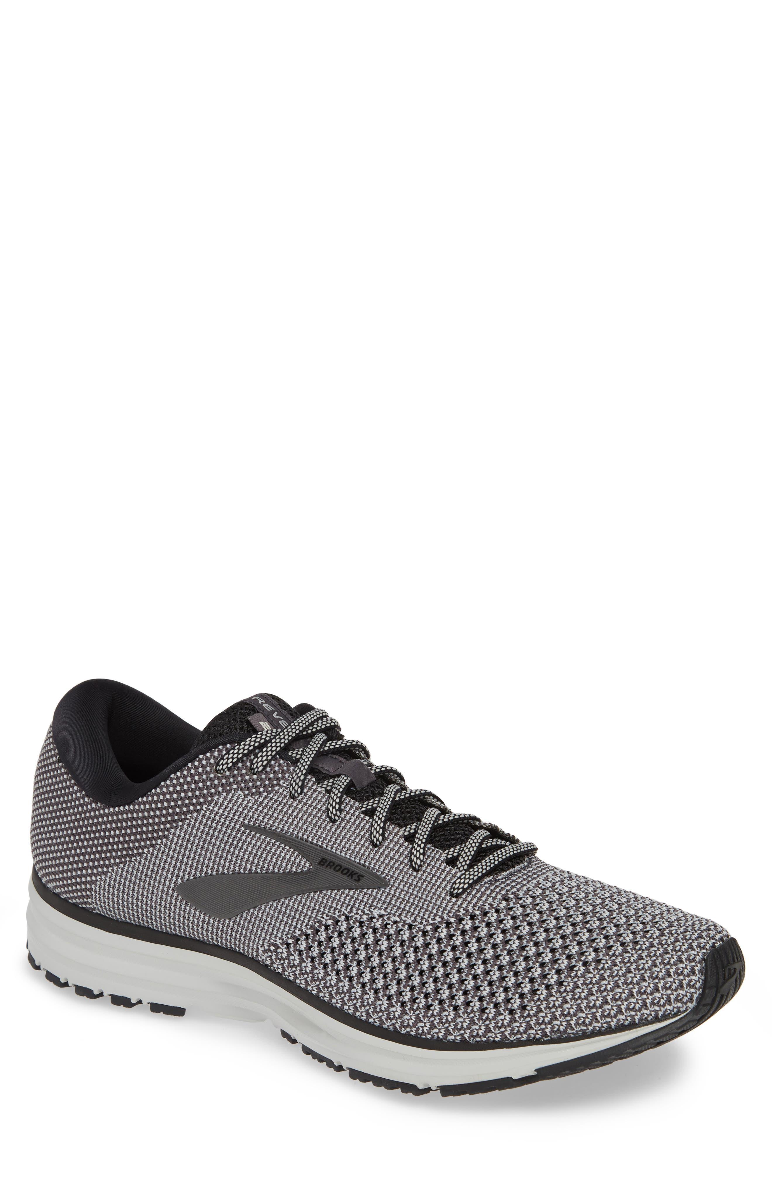 Brooks Revel 2 Running Shoe, Grey