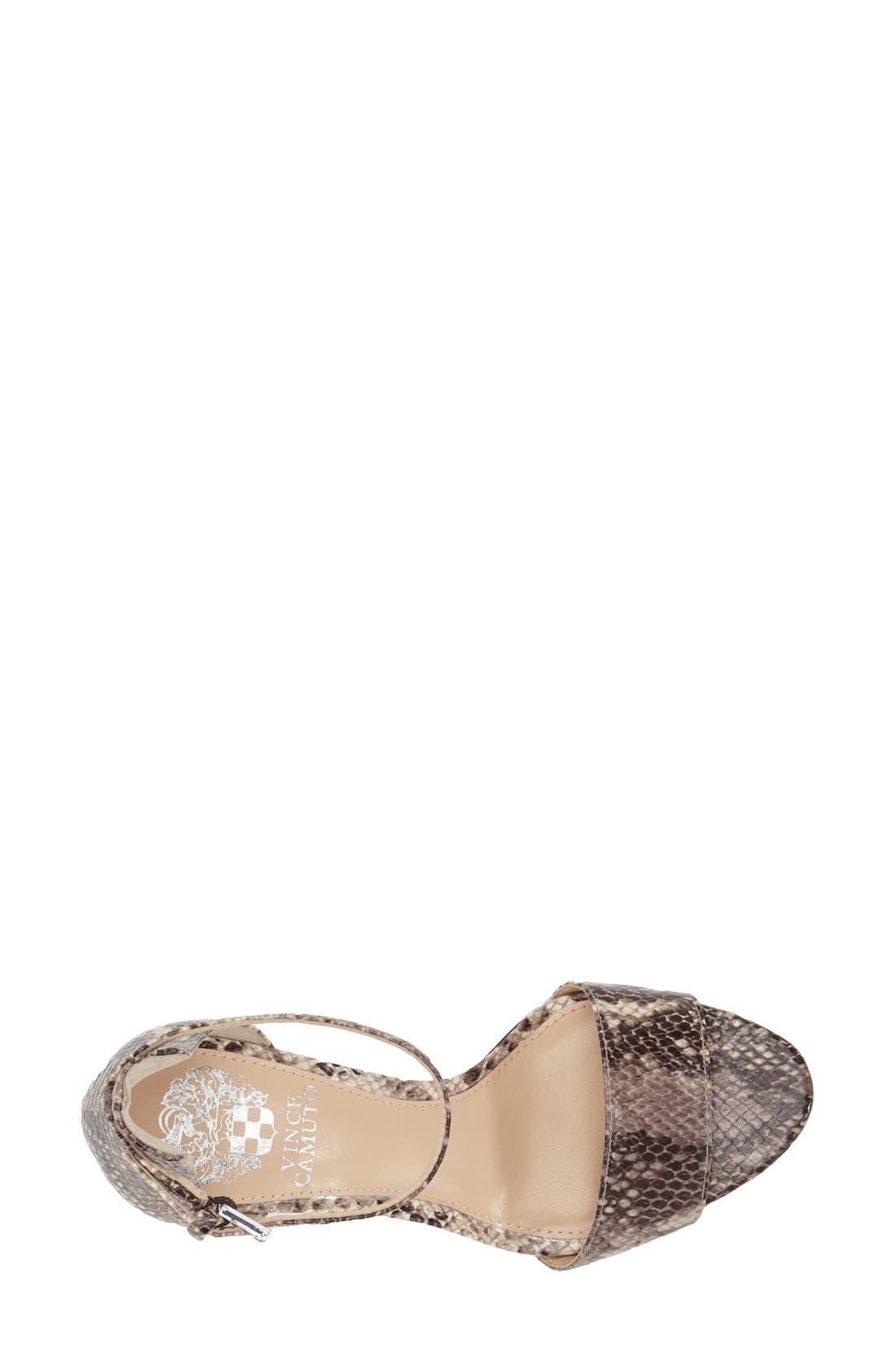 ,                             'Court' Ankle Strap Sandal,                             Alternate thumbnail 23, color,                             005
