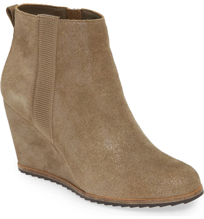 LINEA PAOLO Winslet Wedge Bootie, Main, color, 250