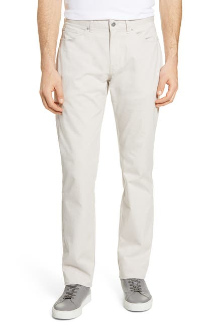 Image of Peter Millar Crown 5-Pocket Twill Pants
