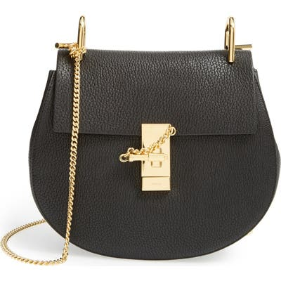 Chloe Drew Leather Shoulder Bag -