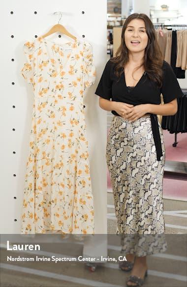 Cosa Midi Dress, sales video thumbnail