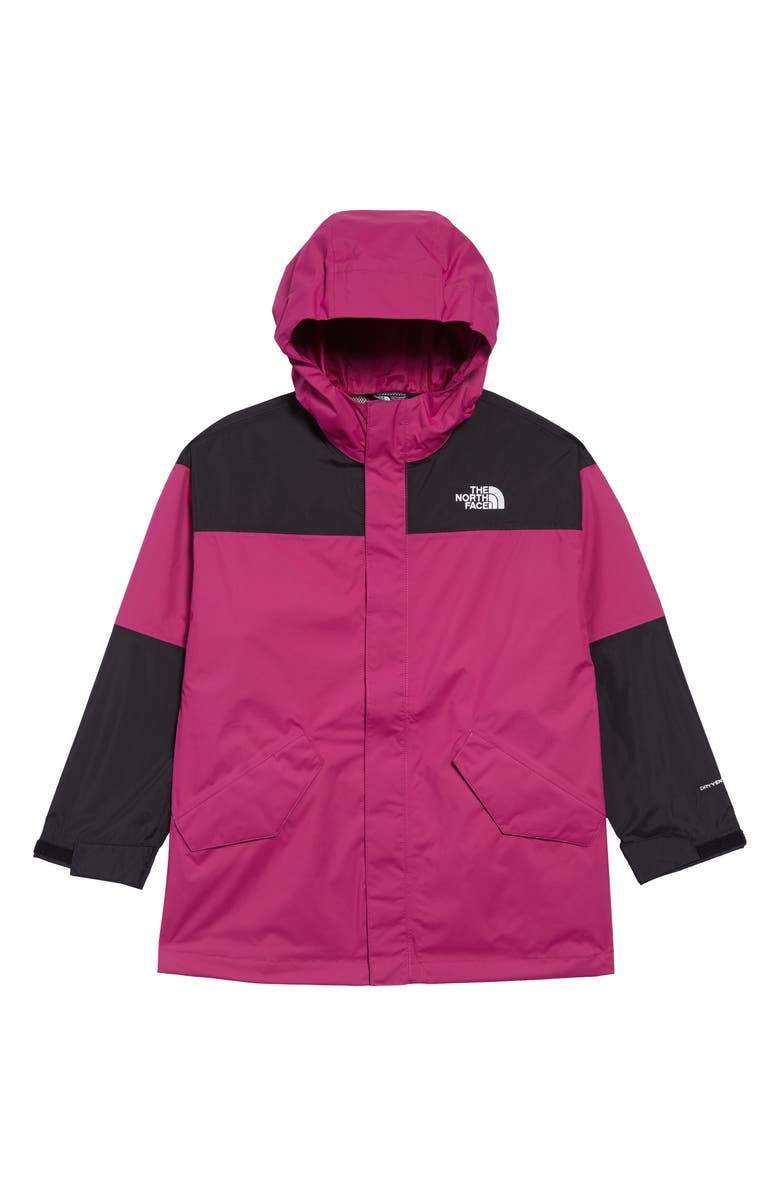 THE NORTH FACE Bowery Explorer Waterproof Hooded Jacket, Main, color, 501