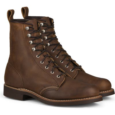 Red Wing Silversmith Boot, Brown