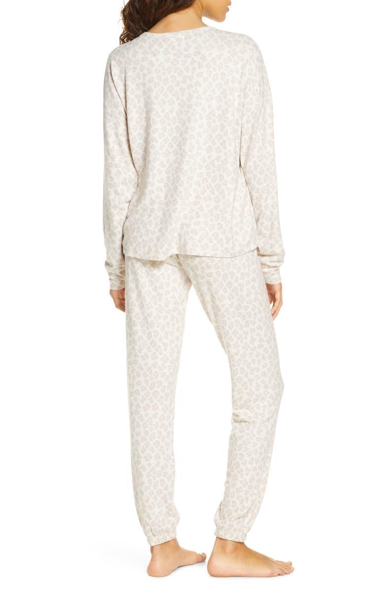 PJ SALVAGE Just Peachy Pajamas, Main, color, 250
