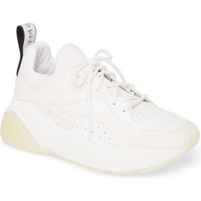 Stella Mccartney Eclypse Sneaker, White