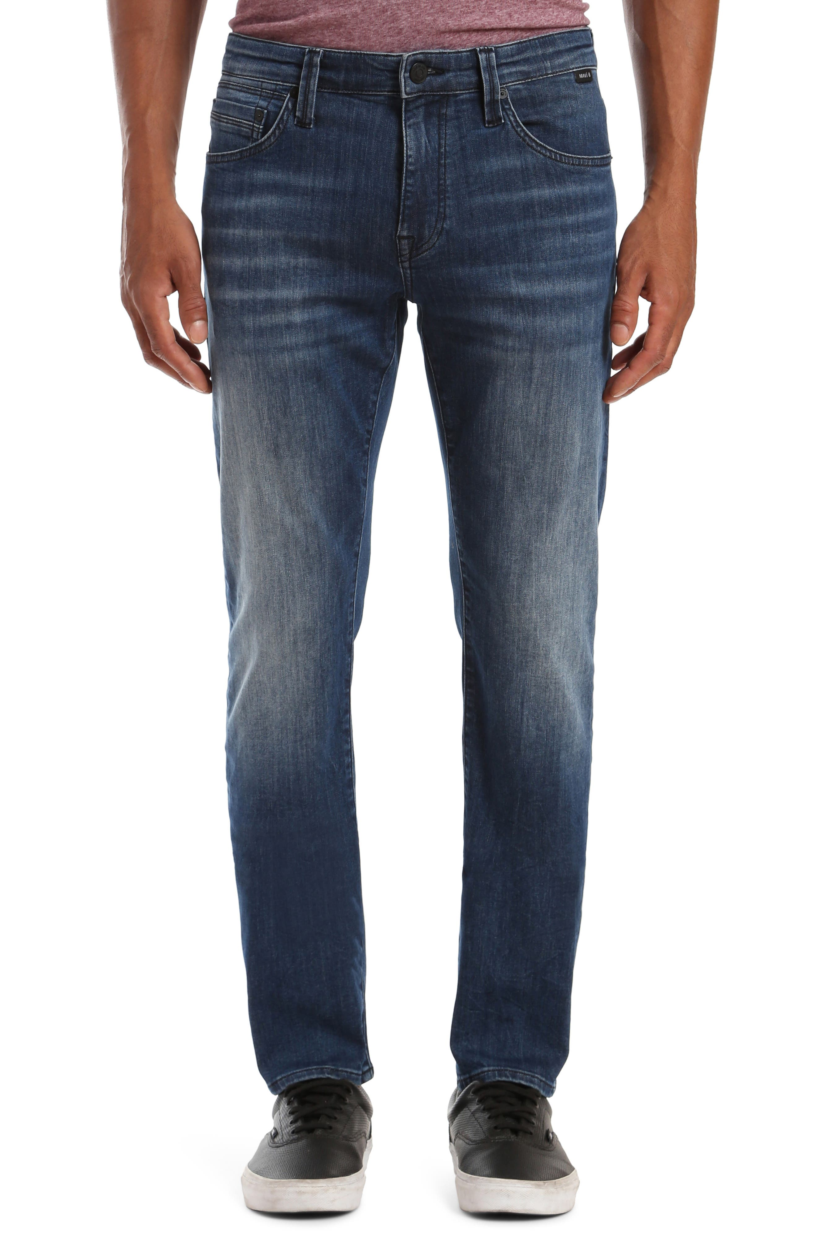 Men's Mavi Jeans Jake Slim Fit Jeans,  28 x 32 - Blue