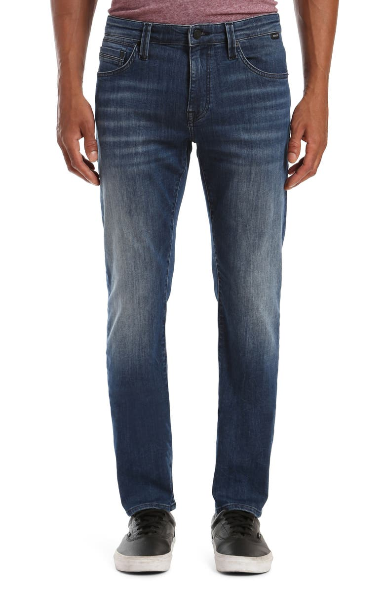 MAVI JEANS Jake Slim Fit Jeans, Main, color, MIDNIGHT WILLIAMSBURG