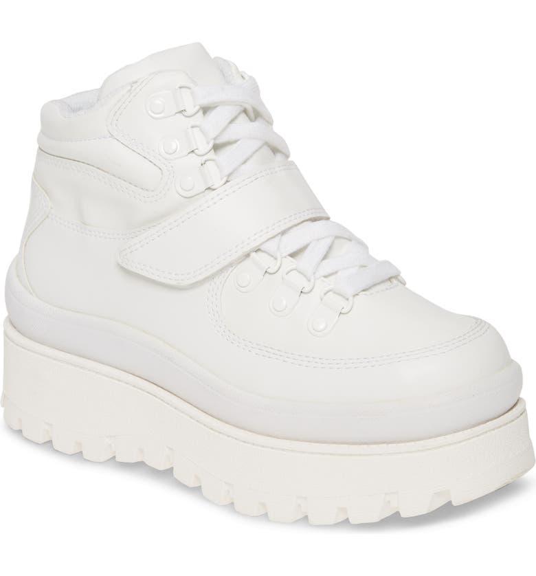 JEFFREY CAMPBELL Top Peak 2 Platform Sneaker, Main, color, 100