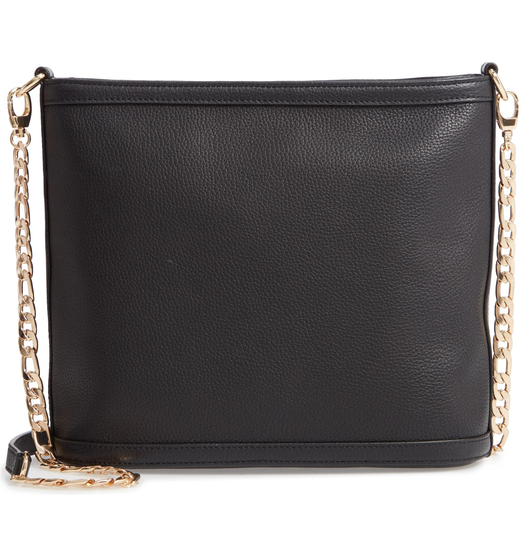 Maribel Leather Crossbody Bag