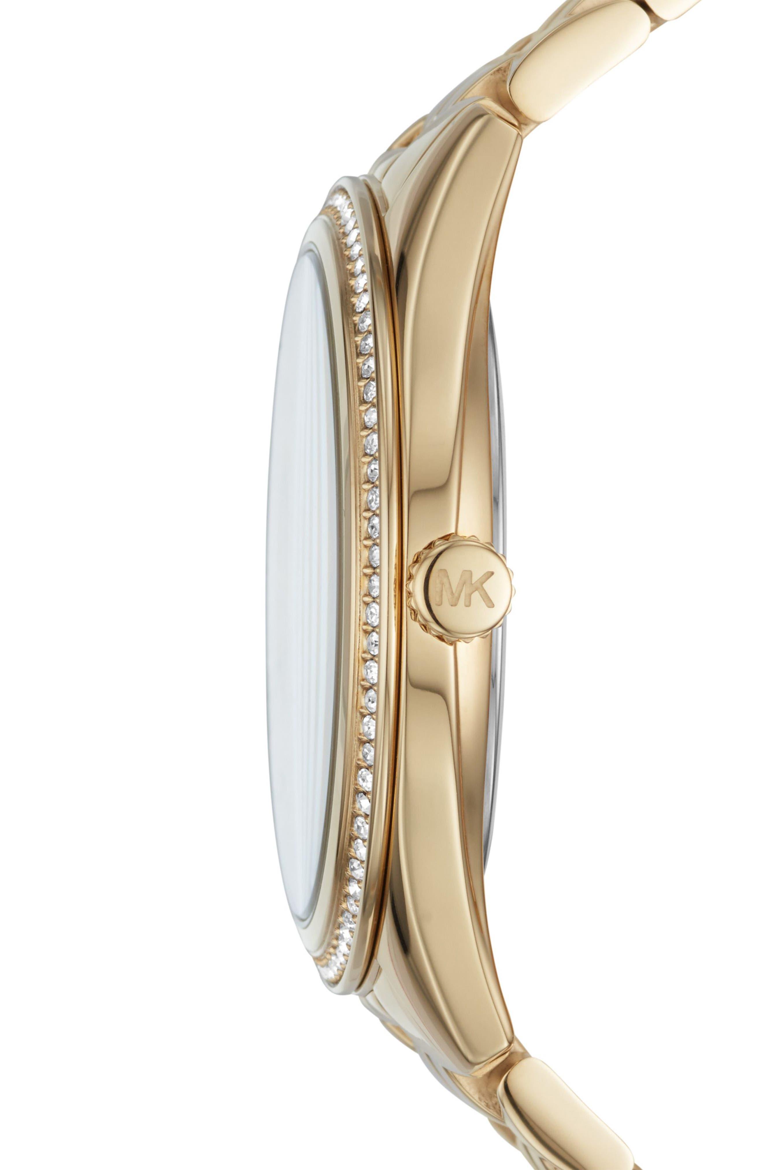 ,                             Lauryn Bracelet Watch, 38mm,                             Alternate thumbnail 4, color,                             710