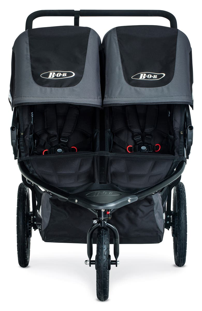 BOB Revolution FLEX 3.0 Duallie Double Jogging Stroller, Main, color, 001
