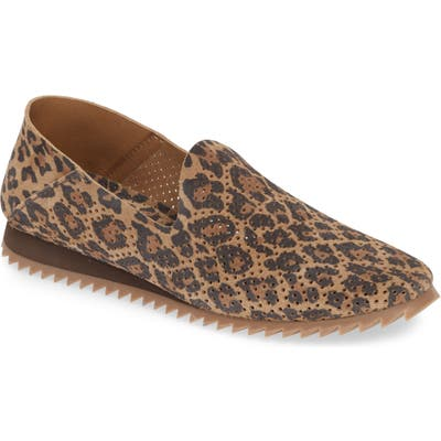 Pedro Garcia Cristiane Loafer Flat - Brown (Nordstrom Exclusive)