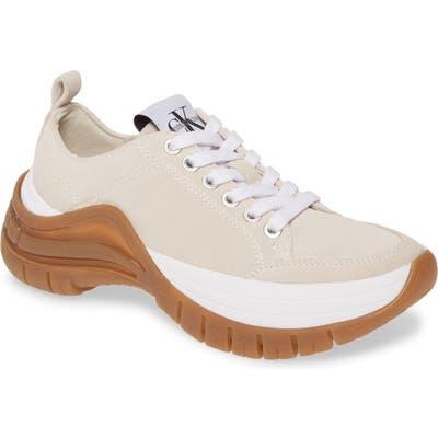 Calvin Klein Jeans Tisha Sneaker, White