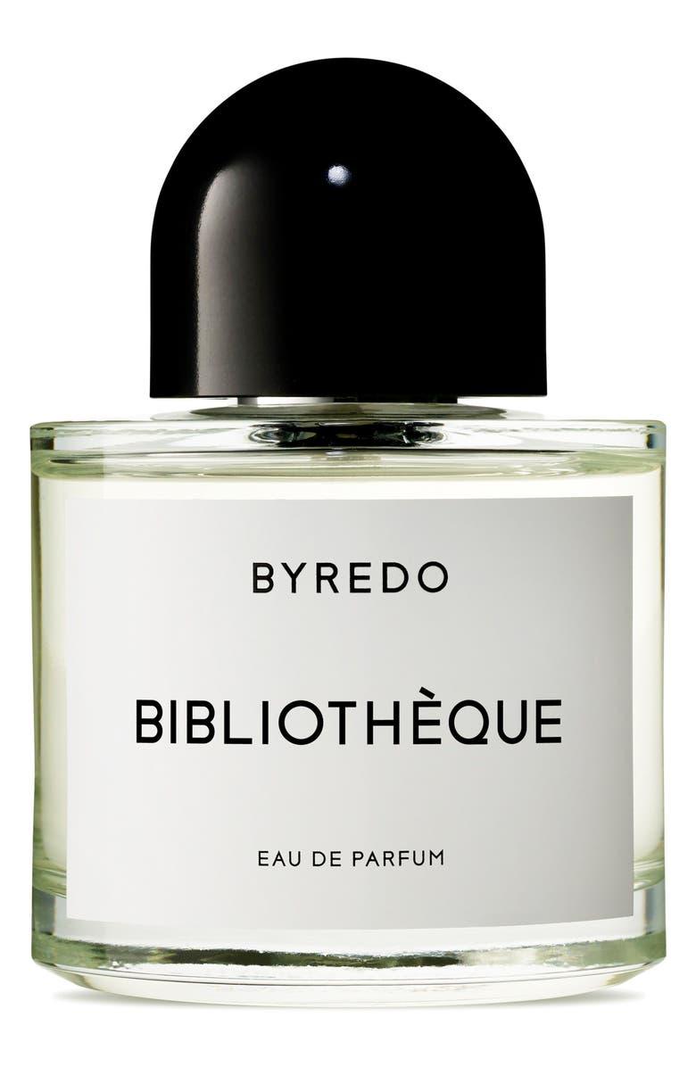 BYREDO Bibliotheque Eau de Parfum, Main, color, NO COLOR