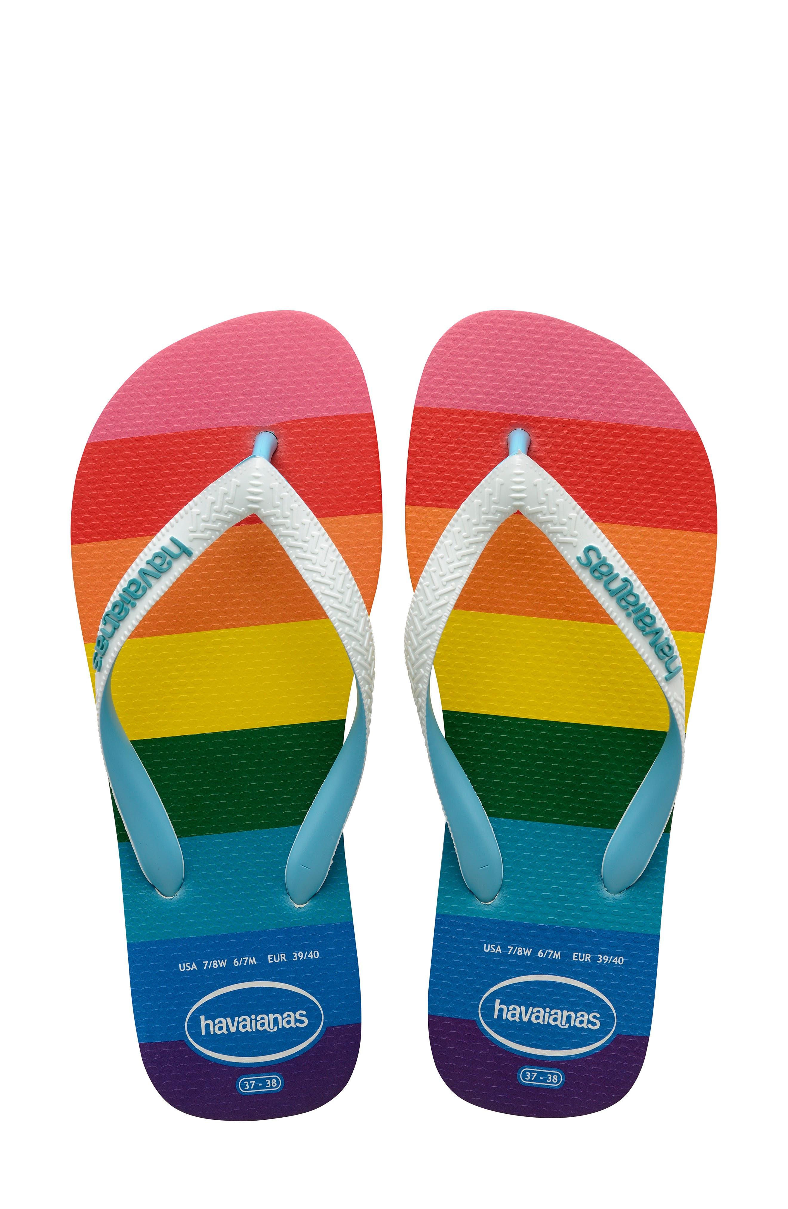 Top Pride Sole Flip Flop