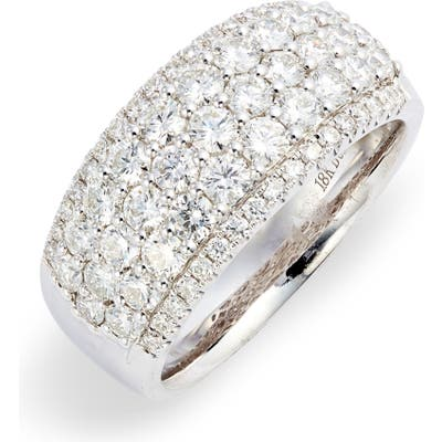 Bony Levy Audrey 5-Row Diamond Ring (Nordstrom Exclusive)