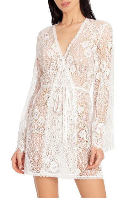 In Bloom By Jonquil LACE WRAP
