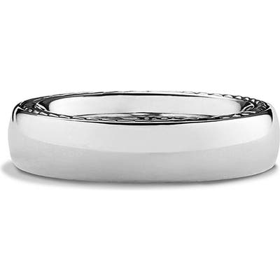 David Yurman Streamline Band Ring