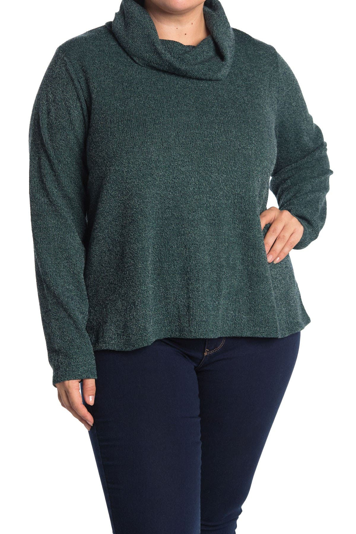 Image of Bobeau Anvers Chunky Turtleneck Sweater