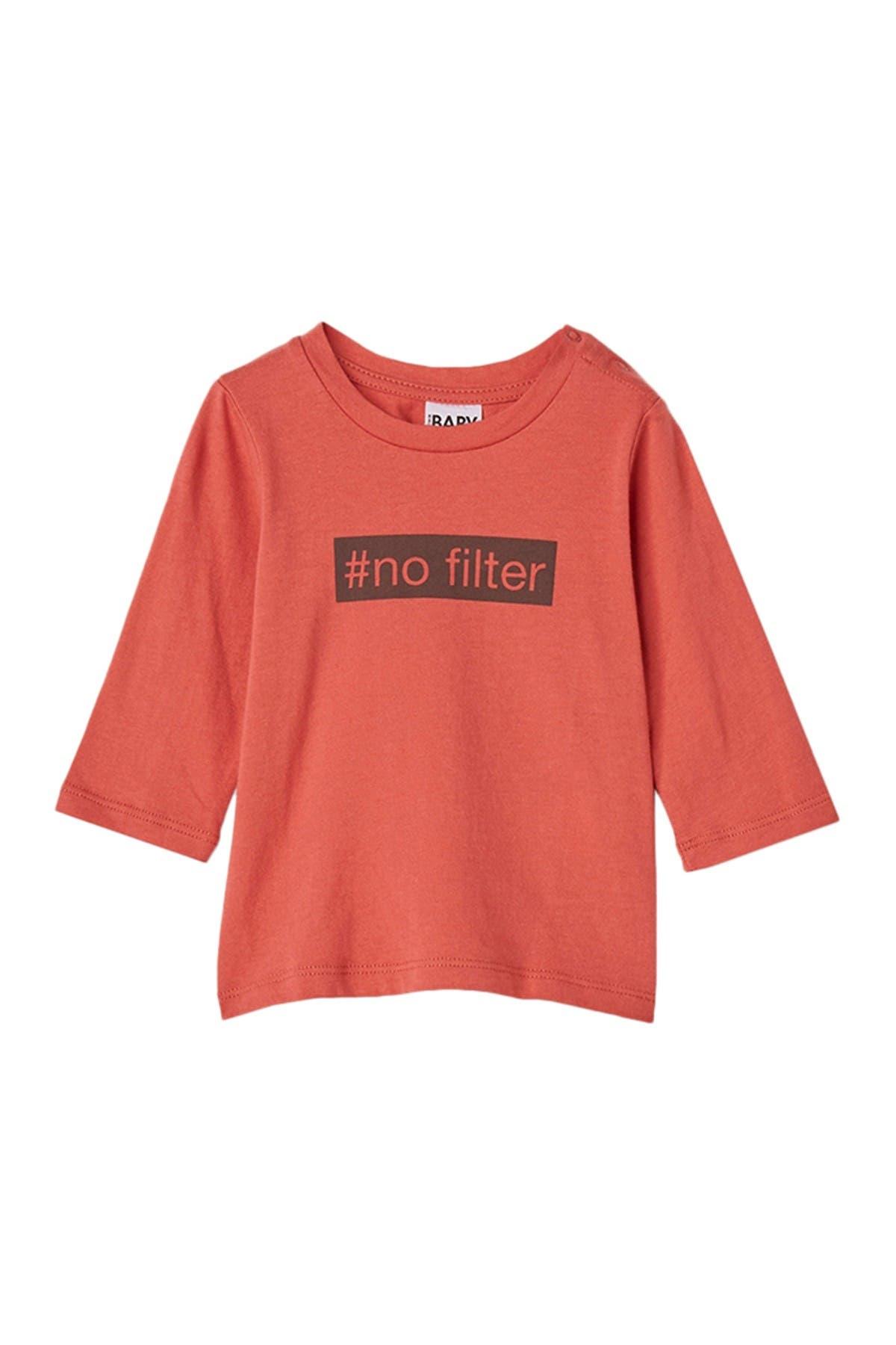 Image of Cotton On Jamie Long Sleeve T-Shirt