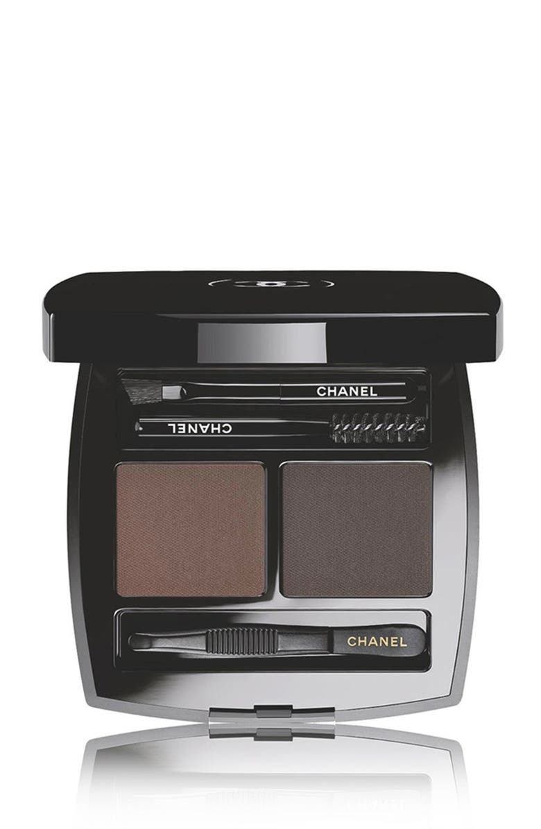 CHANEL LA PALETTE SOURCILS DE CHANEL <br />Brow Powder Duo, Main, color, 200