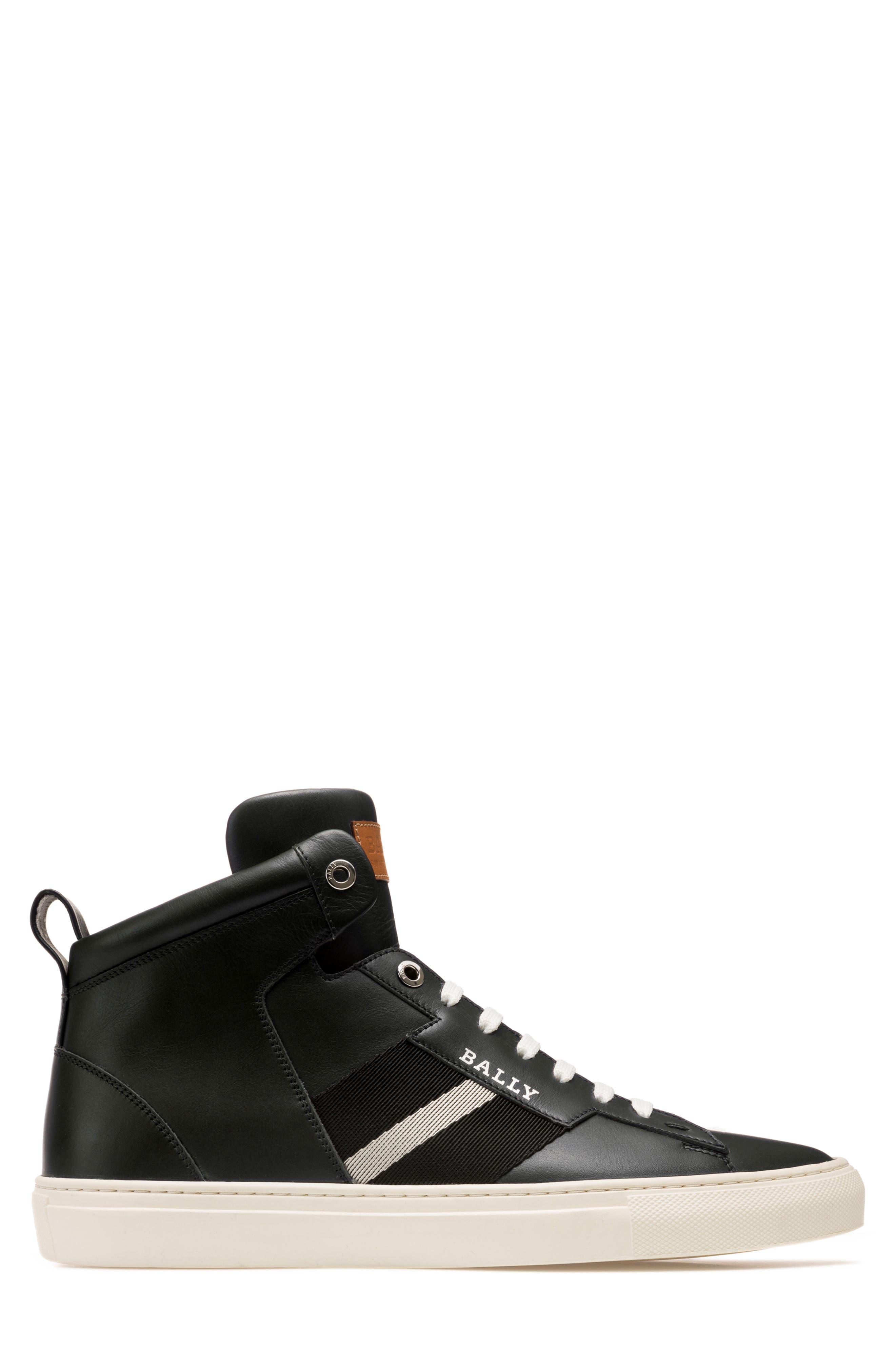 ,                             Hedern Sneaker,                             Alternate thumbnail 3, color,                             BLACK/BLACK