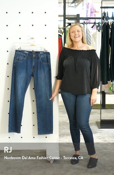 Regent Straight Leg Jeans, sales video thumbnail