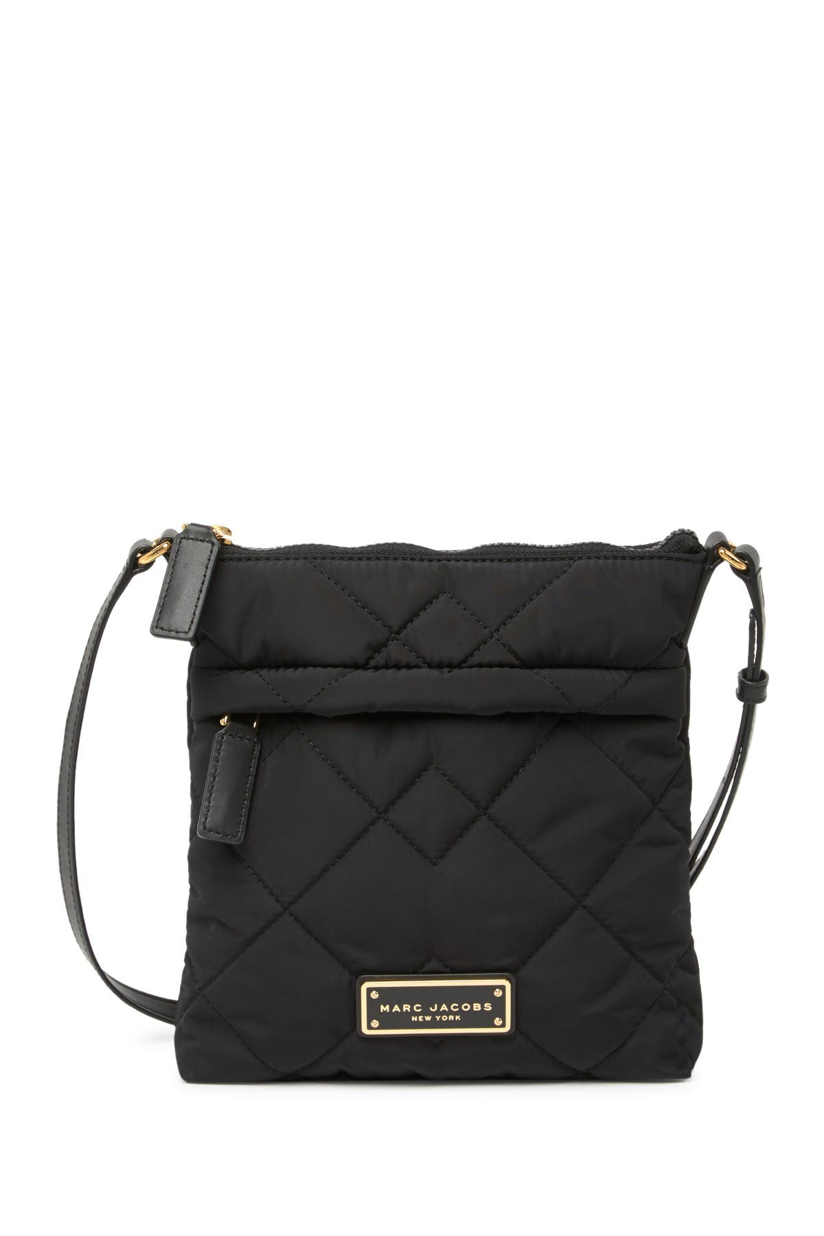 Image of Marc Jacobs Quilted Nylon Crossbody