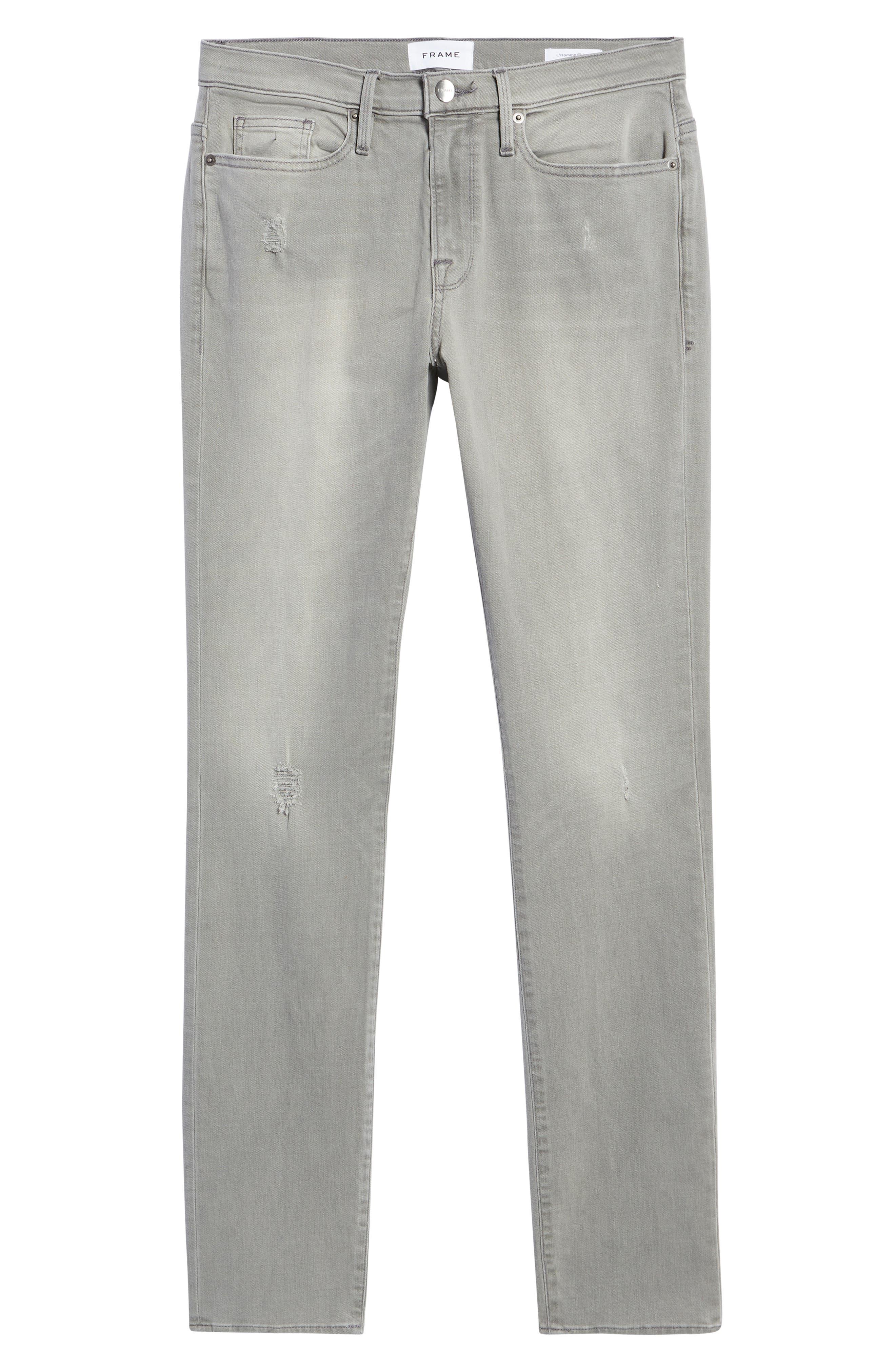 Men's Frame L'Homme Skinny Jeans