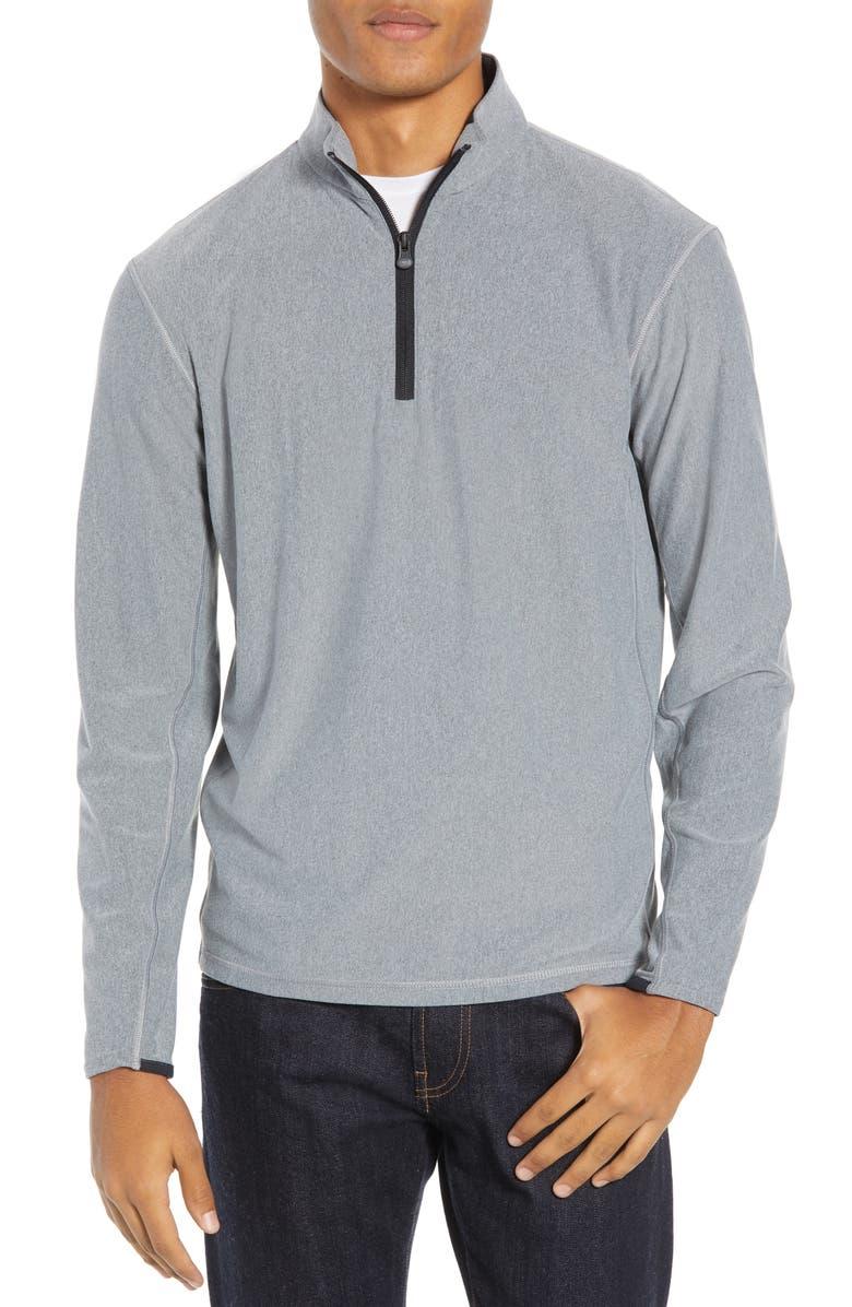 GREYSON Tate Quarter Zip Pullover, Main, color, 060