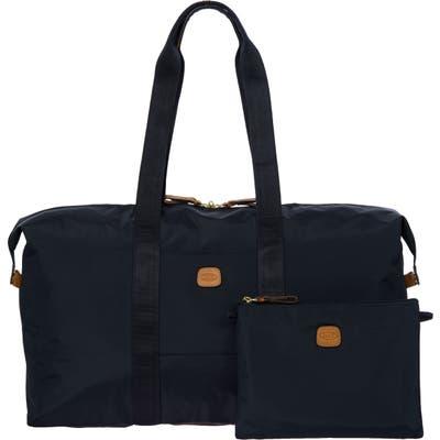 Brics X-Bag 22-Inch Folding Duffle Bag - Blue