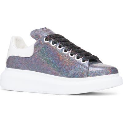 Alexander Mcqueen Platform Sneaker, Black