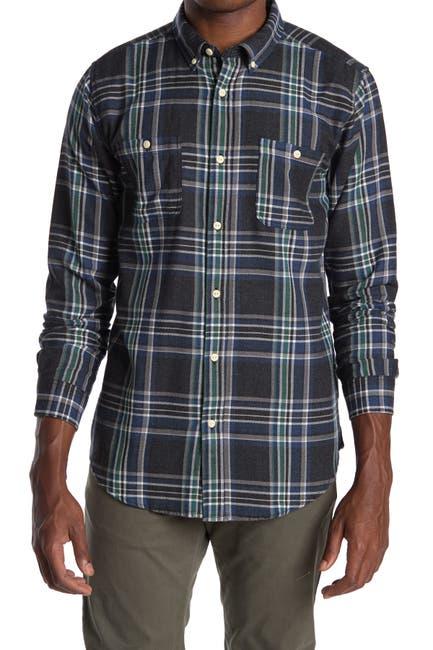 Image of Ezekiel Soho Woven Long Sleeve Shirt