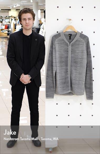 Melange Zip Sweater, sales video thumbnail