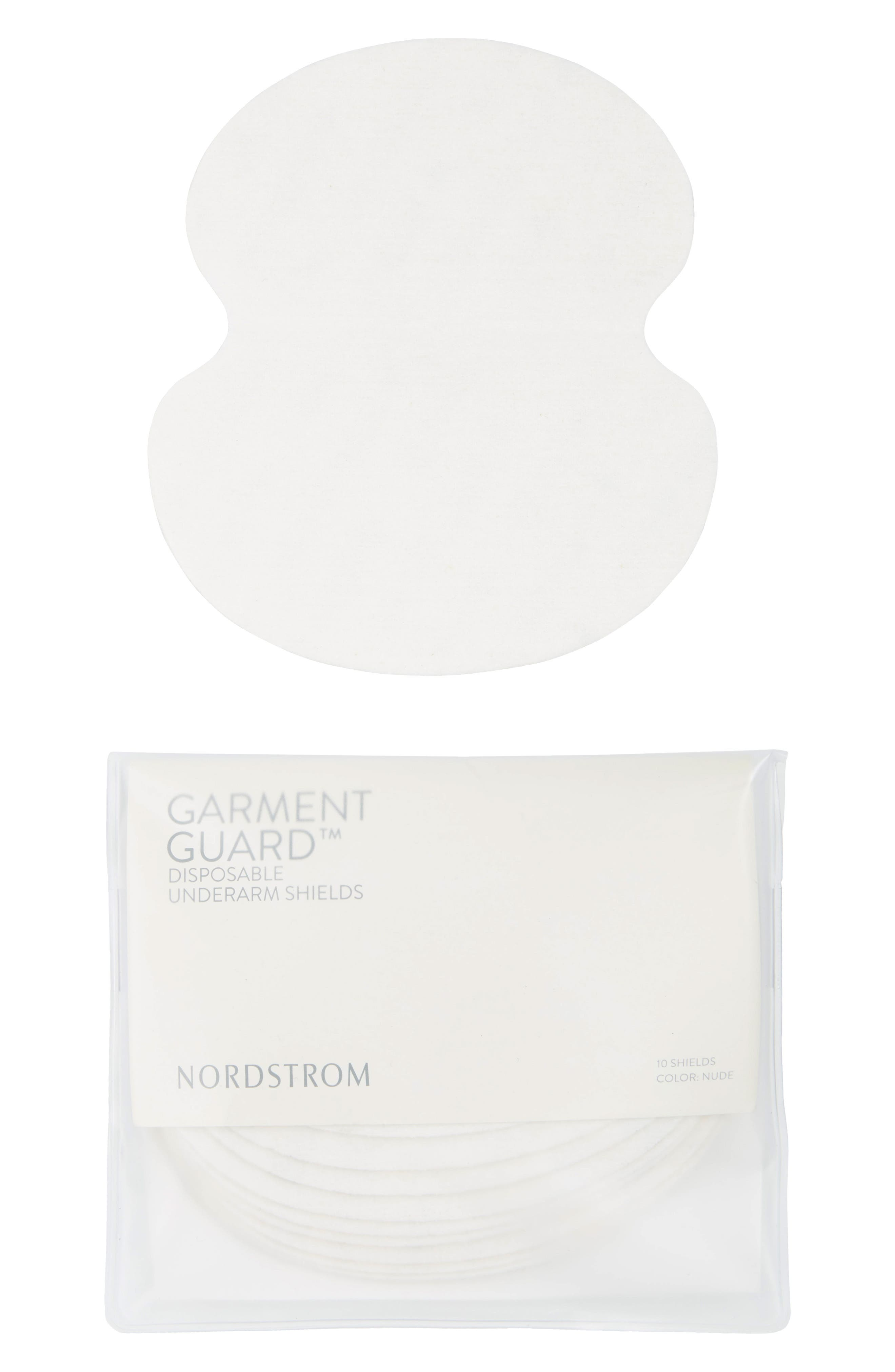 Nordstrom Five Pairs Disposable Lingerie Garment Guards