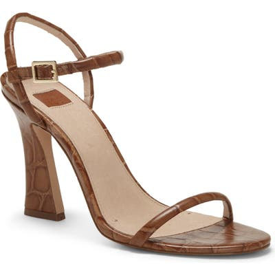 Louise Et Cie Isandro Ankle Strap Sandal- Brown
