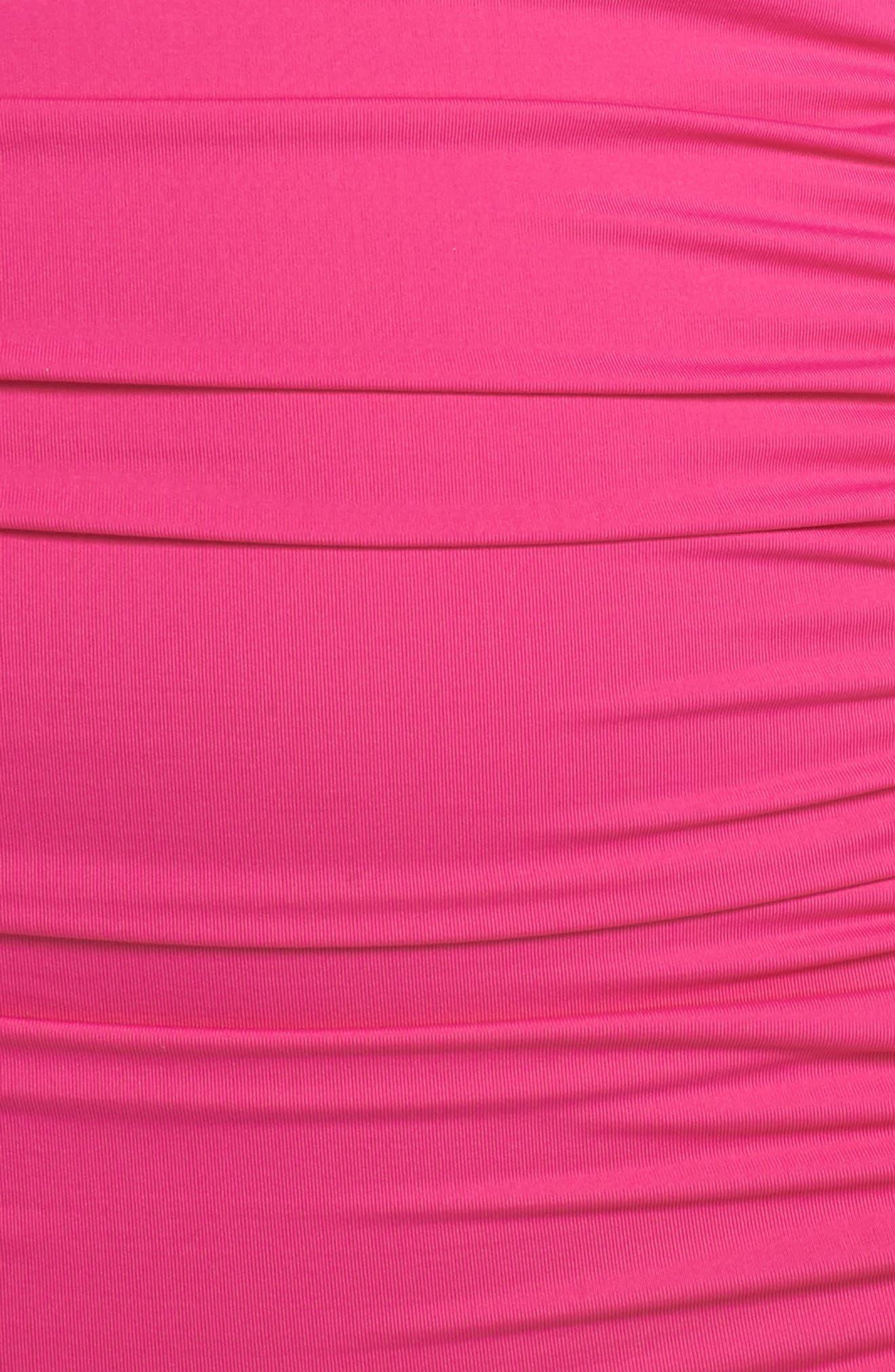 ,                             Color Code High Waist Bikini Bottoms,                             Alternate thumbnail 13, color,                             656