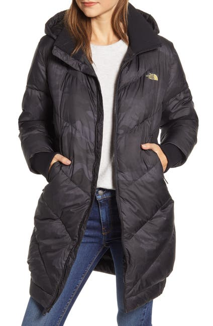 Image of The North Face Albroz 550 Fill Power Down Hooded Jacket