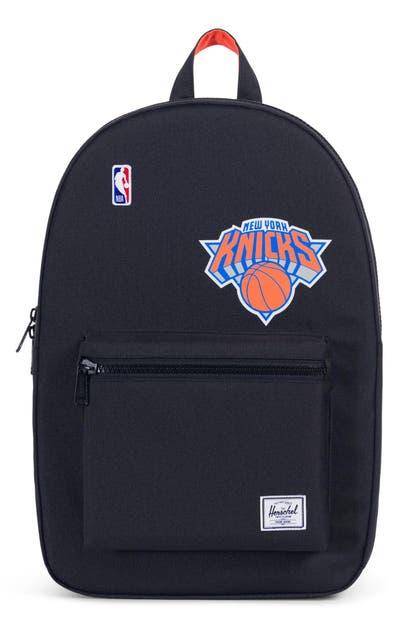 Herschel Supply Co. Backpacks SUPERFAN SETTLEMENT NBA BACKPACK - BLACK