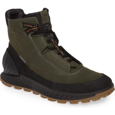 Ecco Exostrike Dyneema Gore-Tex Sneaker Waterproof Boot, Black