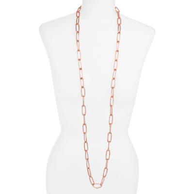 Lisa Freede Mesh Link Necklace