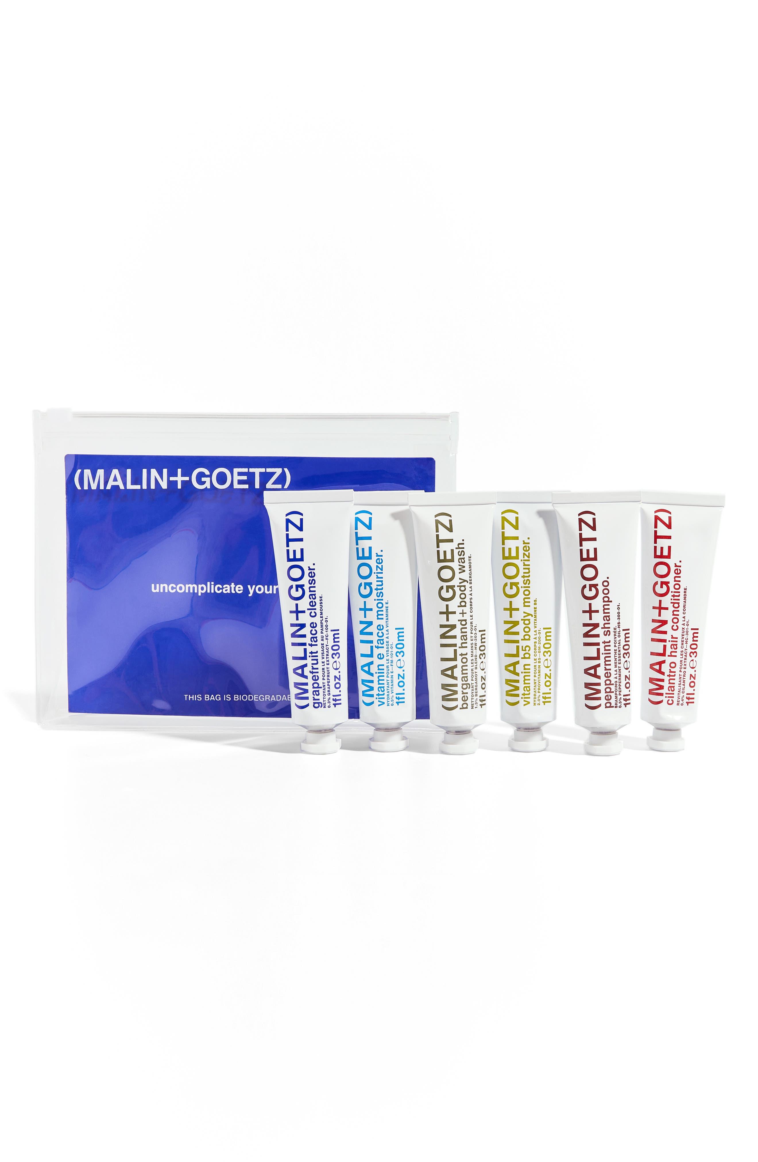 Malin+Goetz Essentials Skin Care Set