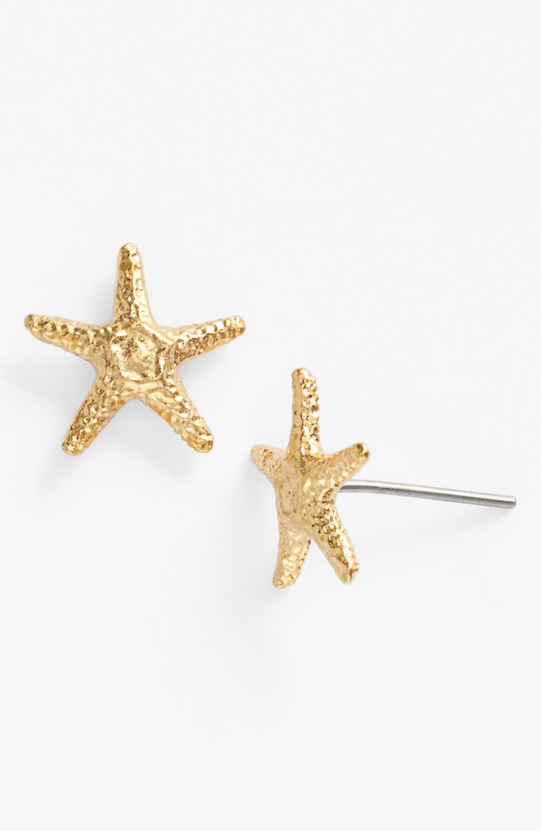 'Manini' Starfish Stud Earrings