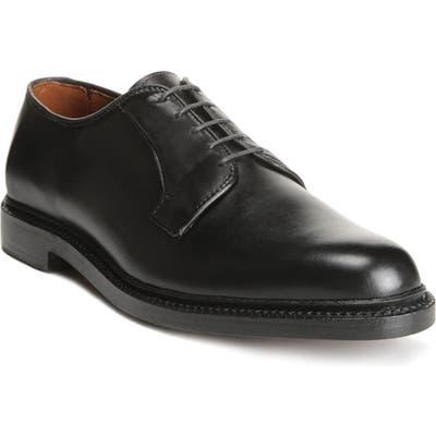 Allen Edmonds Leeds Plain Toe Derby - Black