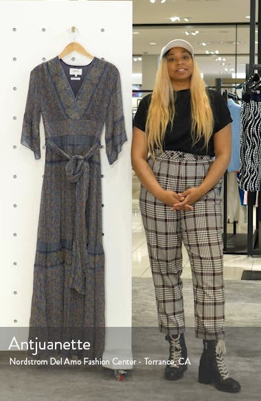 May Maxi Dress, sales video thumbnail